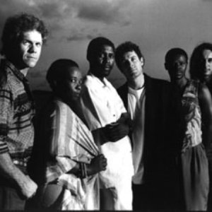 Johnny Clegg & Savuka Siyayilanda